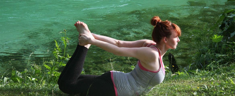 Májová jóga